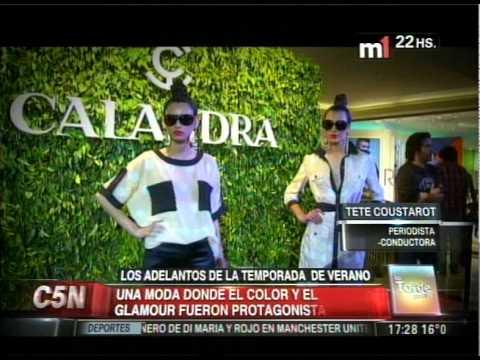 C5N - MODA: LOS ADELANTOS DE LA TEMPORADA DE VERANO