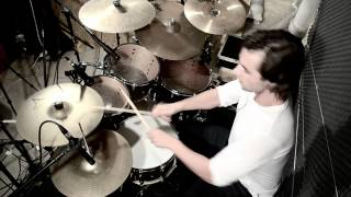Maciej Dzik - The Dillinger Escape Plan - Panasonic Youth (Drum Cover)
