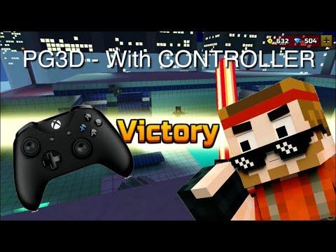 Pixel Gun 3D With Xbox 1 Controller