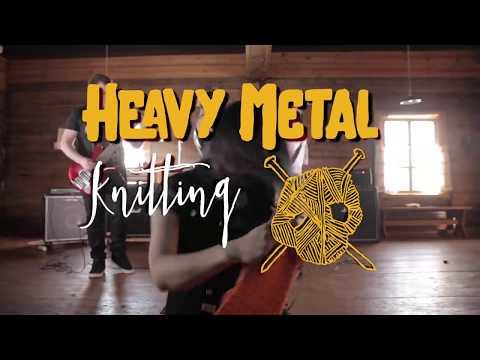 Randy Rose - Knitting & Heavy Metal