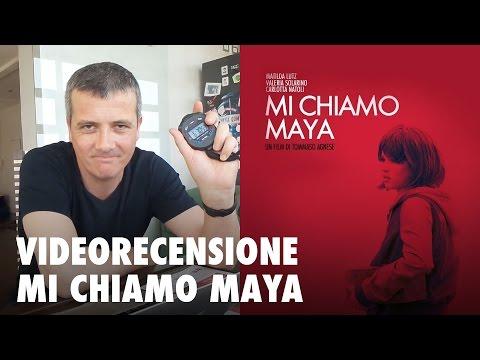 Mi chiamo Maya, di Tommaso Agnese