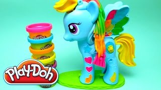 My Little Pony - Play-Doh Playset for Kids - MLP Toys