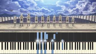 Repeat youtube video Attack on Titan ~ 進撃pf-medley20130629巨人 - Quellatalo Reproduction