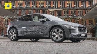 Jaguar I-Pace - Test de voiture