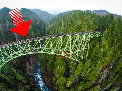 Worlds Tallest Bridge (GONE WRONG) | My First Vlog