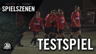 SC Velbert - ETB SW Essen (Testspiel) - Spielszenen | RUHRKICK.TV