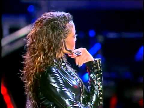 Janet Jackson- All for You Tour PT 6