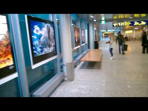 New Photo Exhibition at Helsinki Airport