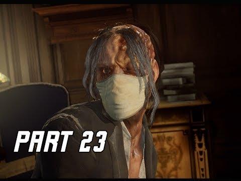 VAMPYR Walkthrough Gameplay Part 23 - Emily (4K Let's Play ...