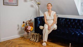 Dressing for Milan Fashion Week with Pernille Teisbaek