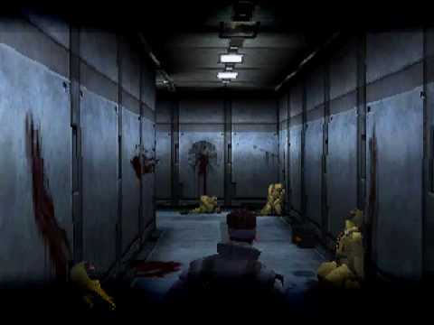 Metal Gear Solid [Part 10] PSX - Ninja Fight