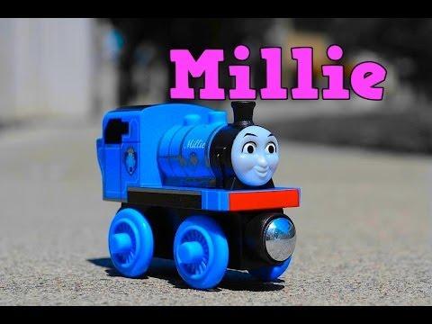Thomas & Friends MILLIE Wooden Railway Toy Train Tank