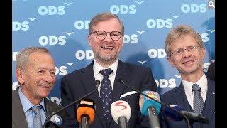 Výsledky senátních voleb: triumf ODS, debakl ANO a ČSSD