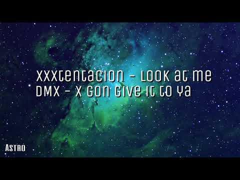 Xxxtentacion X DMX Mashup