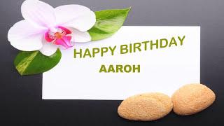 Aaroh   Birthday Postcards & Postales