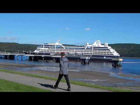 Azamara Quest Saguenay ,La Baie 21 sept 2016