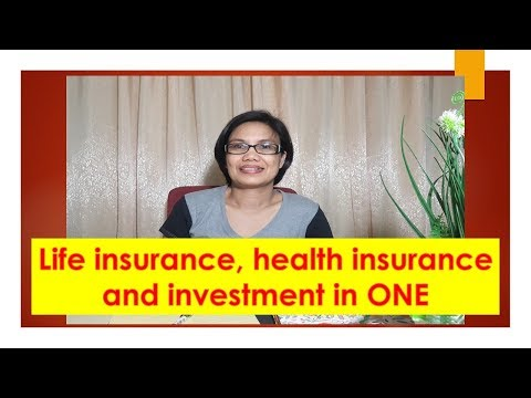 Health Insurance, Investment And Life Insurance In One