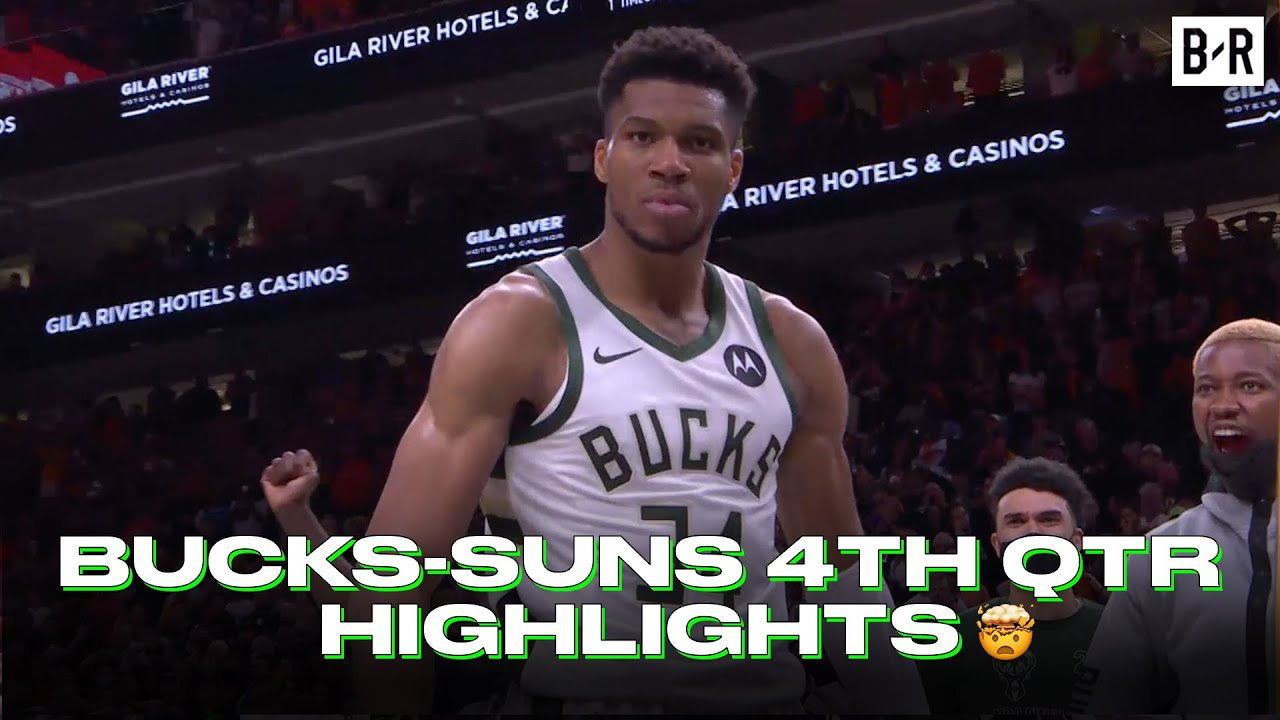 Download Bucks-Suns Wild Ending In Game 5 of the NBA Finals