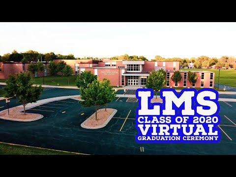 LEMAN MIDDLE SCHOOL CLASS OF 2020 VIRTUAL GRADUATION CEREMONY