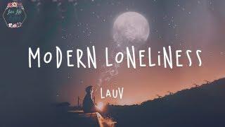 Lauv Modern Loneliness