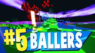 TOP 5 BEST BALLER Creative MAPS In Fortnite | Fortnite Baller Map CODES | Fortnite Creative MAPS