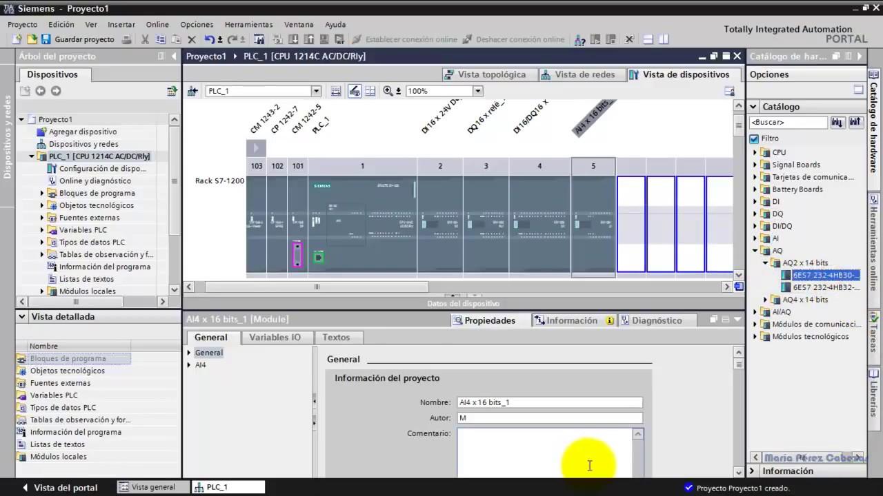 www.123493.con_TIA PORTAL 1/20: Configurar Equipos y Redes - ViYoutube