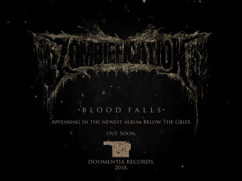 🇲🇽 Blood Falls by Zombiefication.