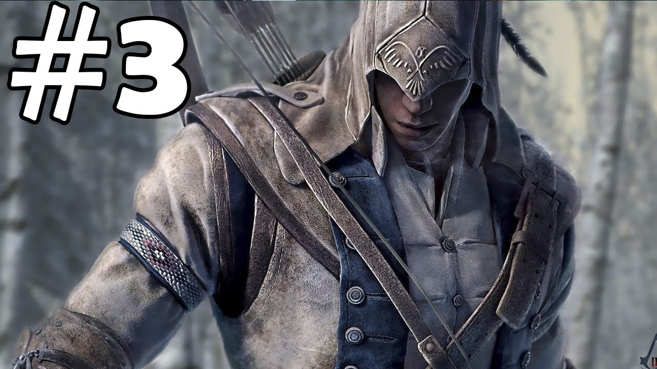 Assassin's Creed 3 Let's Play - Episode 3 [FR] - YouTube