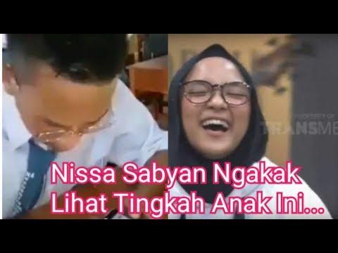 Ngakak Njir! Lihat Kelakuan Anak Ini Download Lagu Nissa Sabyan Di Oke Google