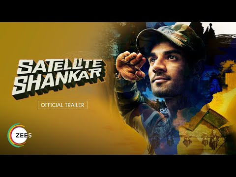 Satellite Shankar | Official Trailer | A ZEE5 Original | Streaming Now On ZEE5