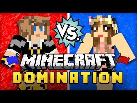 Frigiel VS October21 : Vulcano sur EpiCube ! - Minecraft
