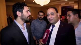 حسن الرداد يكشف حقيقة حمل إيمي سمير غانم.. فيديو