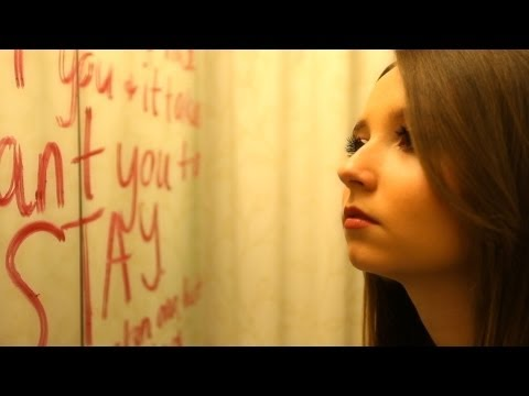Stay - Rihanna - Cover | Ali Brustofski (Music Video)