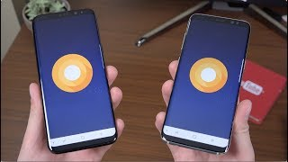 Official Samsung Galaxy S8 Android 8.0 Oreo Update!