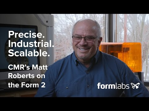 The Future of Dental 3D Printing, with Matt Roberts from CMR Dental Lab