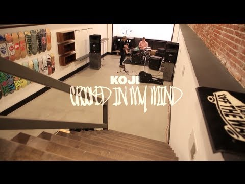 """Koji's """"Crooked In My Mind"""" Record Release Party"""