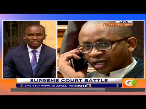 Citizen Extra : Supreme Court Battle[day 2]