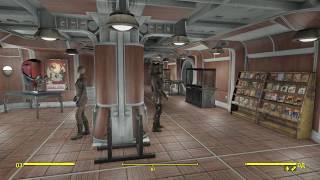 Fallout 4 Обзор моего убежища 88