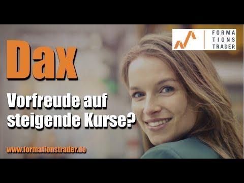 Dax Big-Picture: Vorfreude auf steigende Kurse?