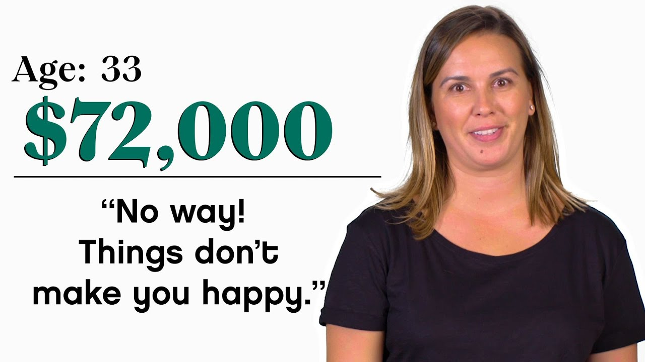 Women of Different Salaries: Can Money Buy Happiness? | Glamour