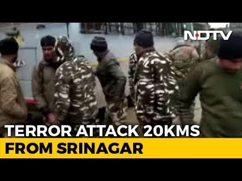 20 CRPF Men Killed In Blast In Kashmir's Pulwama, Worst Attack Since Uri Mp3