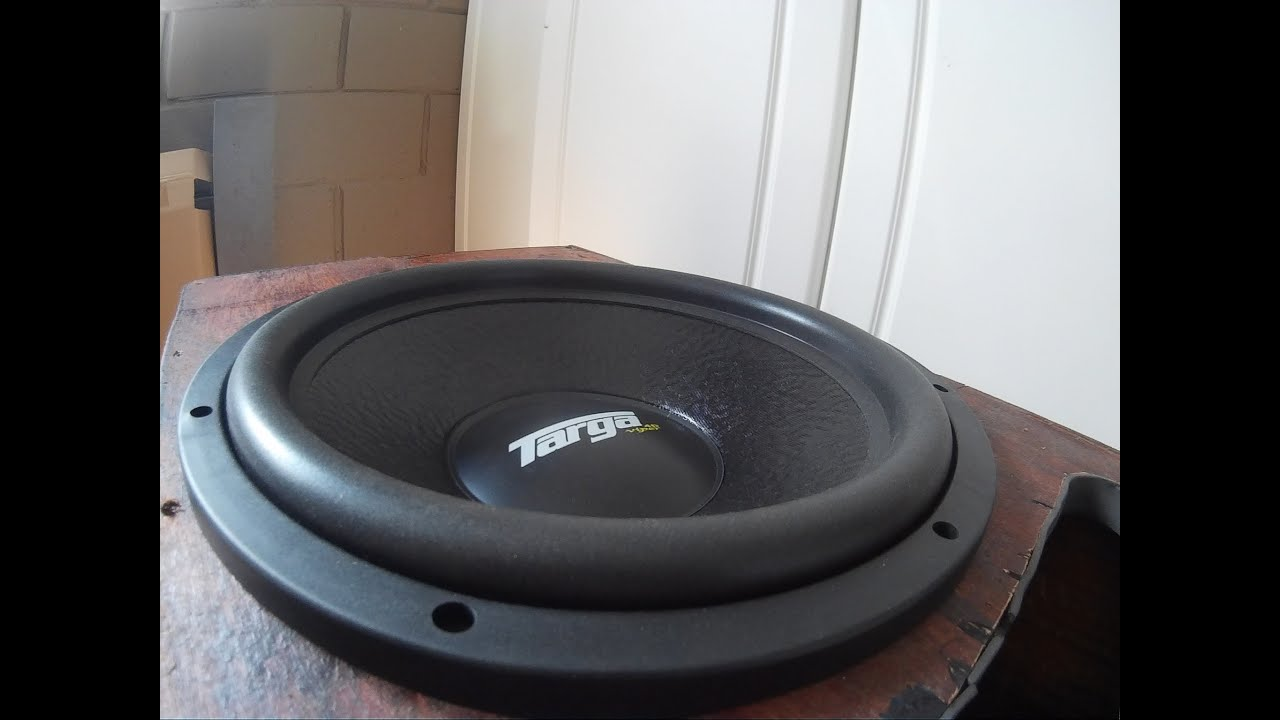 2000w Rms Car Sound In A House Car Amp And 15 Sub Setup And Demo