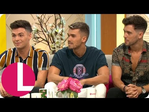 X Factor's Union J Chat About Marriage and No More Line Up Changes!   Lorraine