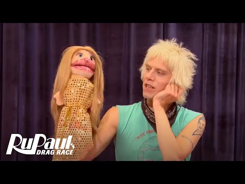 Every Puppet Challenge (Compilation) | RuPaul's Drag Race