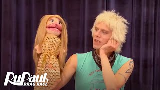 Everybody Loves Puppets! (Compilation) | RuPaul's Drag Race