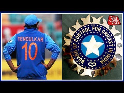 Khabrien Superfast: BCCI Retires Sachin Tendulkar's Number 10 Jersey