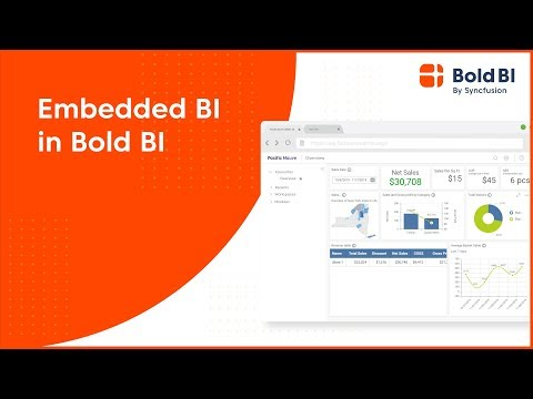Getting Started with Embedded BI - Bold BI Tutorial for Beginners thumbnail