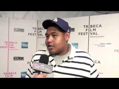 Omar Benson Miller ,Kobe Doin Work , Tribeca Film Festival 2009