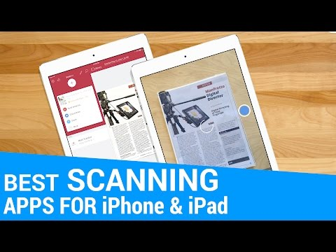 Best Scanner Apps for iPhone & iPad