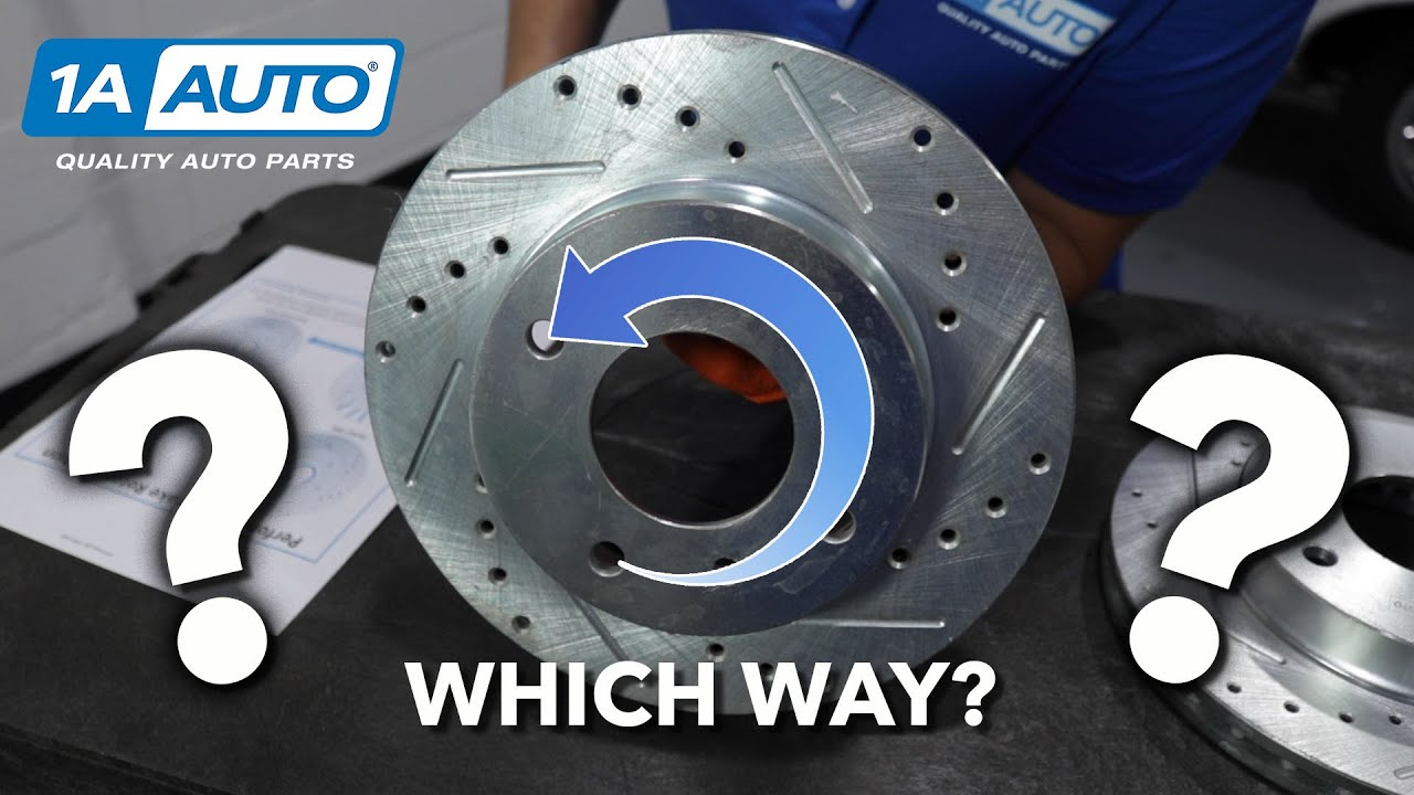 What's The Correct Direction to Install Performance Rotors?